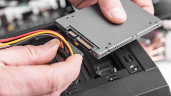 Súlyos biztonsági problémát találtak az SSD-k titkosításában