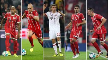 A veszedelmes négyes az új Bayern-edzőt is kipécézte