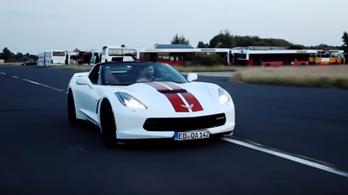 Mi volt a legnagyobb szentségtörés az aktuális Corvette megjelenésekor?