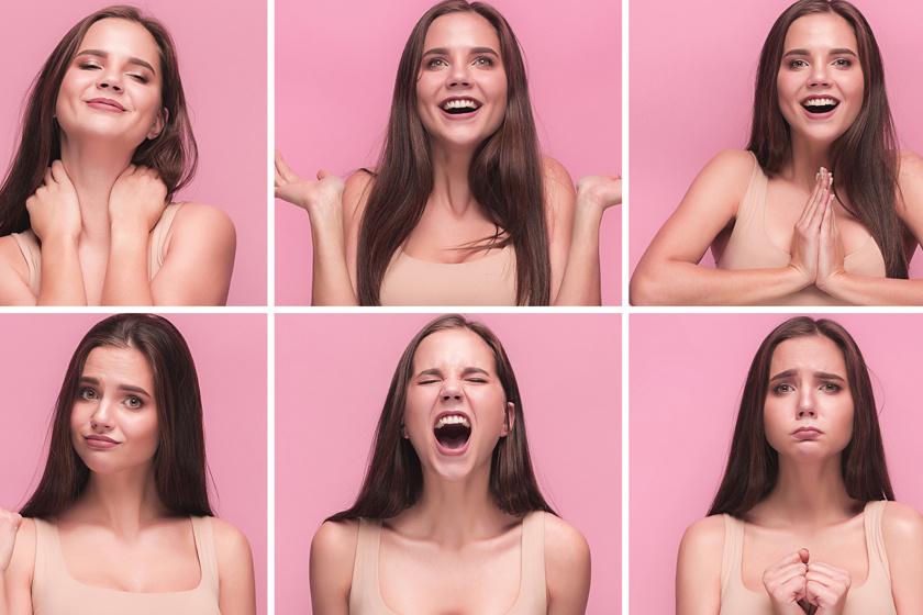 Orgazmus vagy fájdalom látszik az arcon? A kutatók furcsa dolgot vettek észre az arckifejezések között