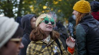 Súlyos a marihuánahiány Kanadában
