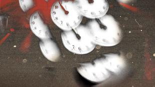 Elkezdtük érezni az idő súlyát - Lemezbemutató: Esti Kornél – Eltűnt idő