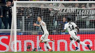 A C. Ronaldo-gól, ami majdnem übereli az ollózást