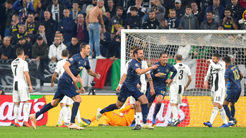 Ronaldo parádézott, de így is kikapott a Juve