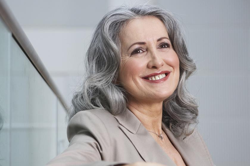 50 felett sem csak a rövid haj mutat jól - Sokkal nőiesebbek ezek a félhosszú fazonok
