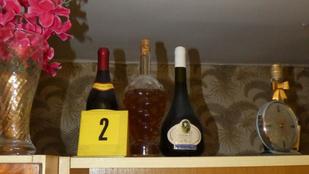 Egy üveg pálinkát lopott el egy idős embertől egy zabari nő