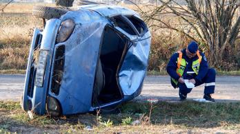 Saját autója ölt meg egy embert Kunszentmiklóson