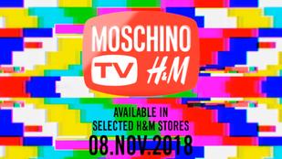 A MOSCHINO kollekció miatt kicsit leterhelt a H&M webshopja