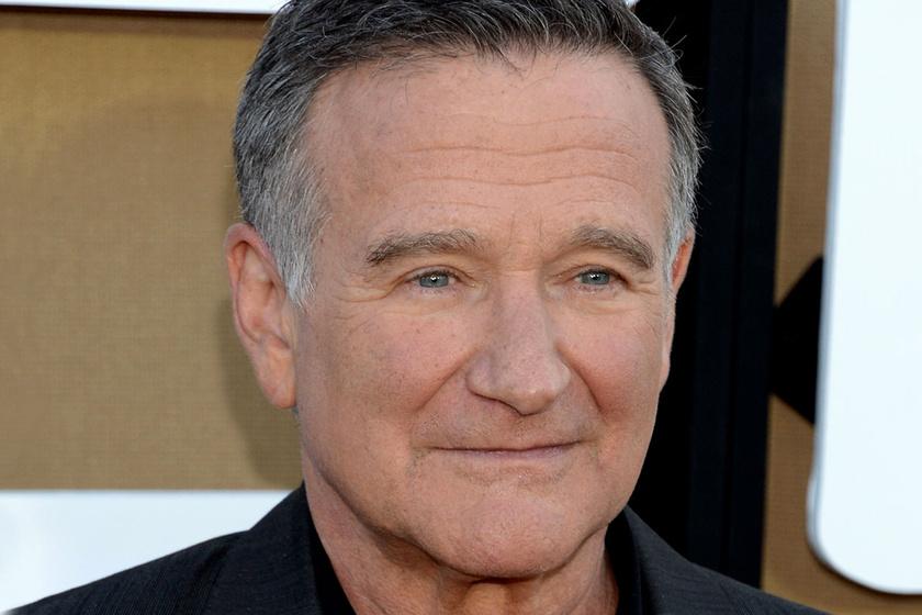 40 éves fotó került elő Robin Williams-ről - Nem fogod elhinni, mit visel a képen