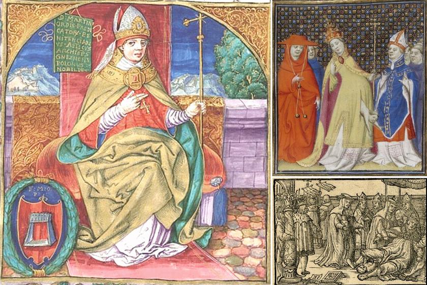 Az egyetlen női egyházfő, Johanna nőpápa: legenda vagy valóság?