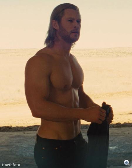 Chris Hemsworth most, Thor szerepében