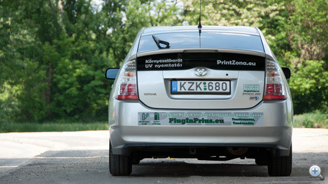 A második Prius dizájnja hatalmas dobás volt