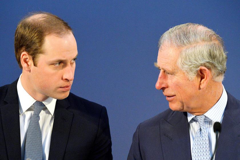 Vilmos herceg nyilvánosan beszólt az édesapjának - Emiatt feddte meg