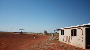 Szomjan halt egy család a hőség miatt Ausztráliában