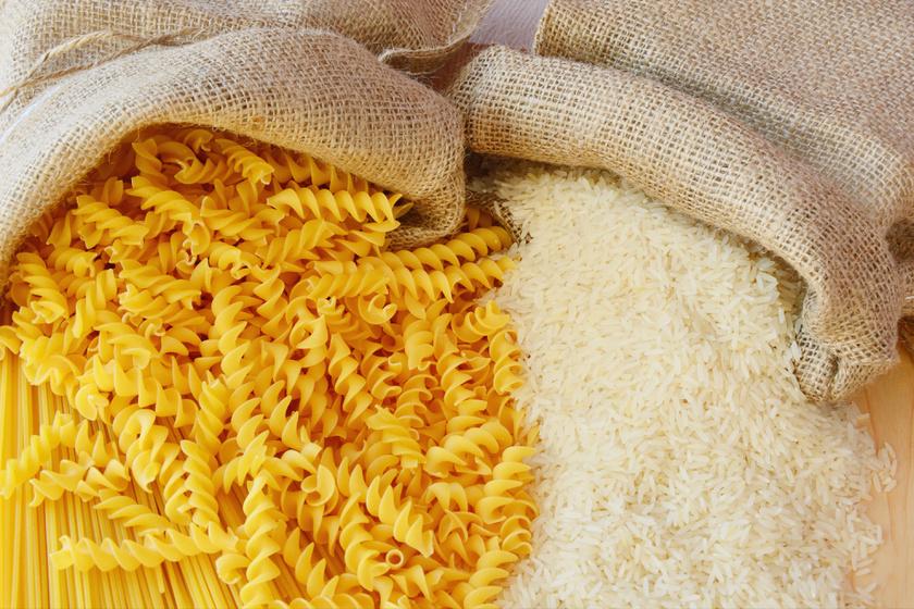 Mekkora egy normális adag rizs vagy tészta? A legtöbben sokkal nagyobbnak gondolnák