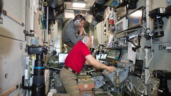 Újra kellett indítani a Nemzetközi Űrállomás számítógépét