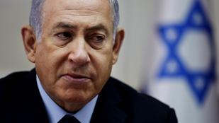 Vádat emelhetnek Netanjahu bizalmasa ellen