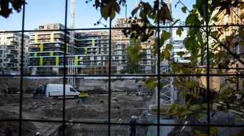 Tovább pörög az építőipar