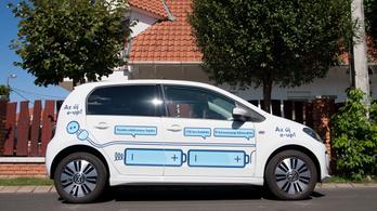 Olcsóbb lesz a VW villanyautója