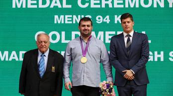 Gyurta adta át a legbizarrabb súlyemelőverseny olimpiai aranyát