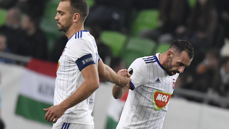 Mol Vidi FC–PAOK