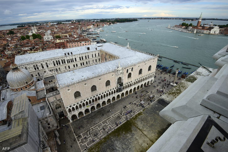 A velencei Dózse-palota