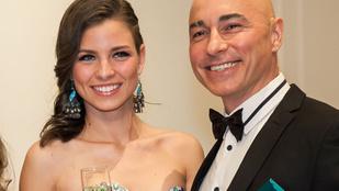 Leküzdhetetlen probléma miatt szakított Rippel Ferenc és barátnője kilenc hónap után