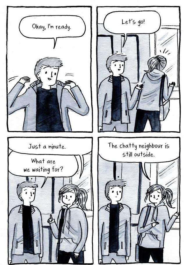 Randevú egy introvertált lány