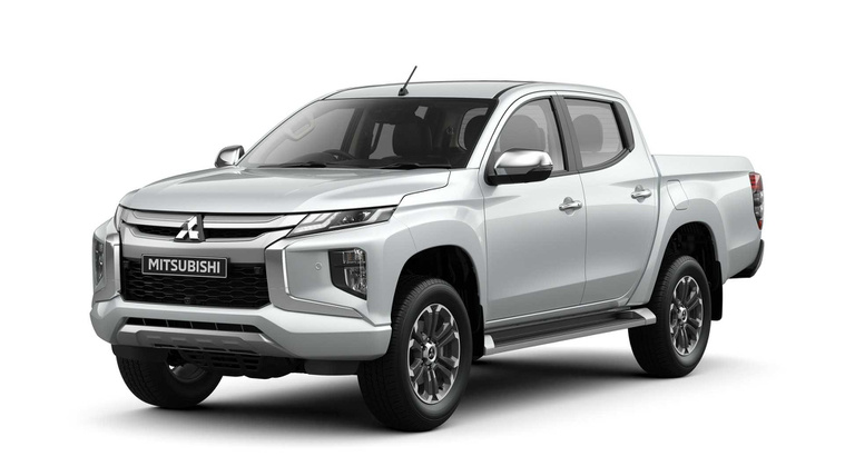 Megmutatták az új Mitsubishi L200-ast