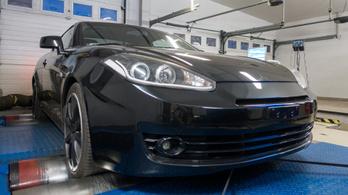 Totalcar Erőmérő: Hyundai Coupe 2.0 16V – 2007.