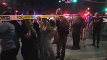 A Las Vegas-i mészárlás egyik túlélője a kaliforniai lövöldözés egyik áldozata, egy másik  túlélte