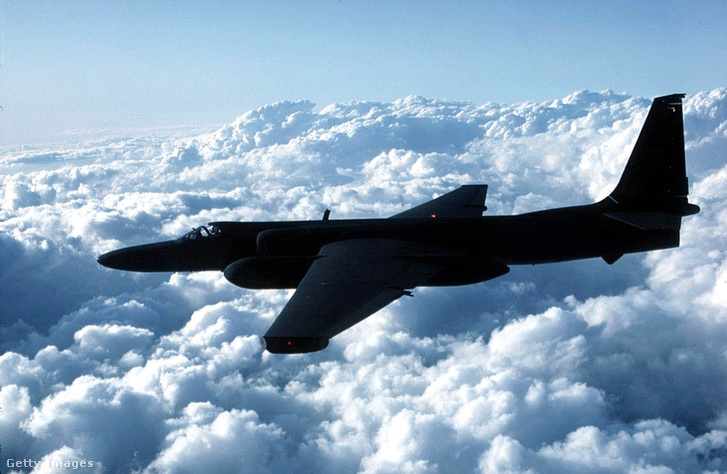U-2 felderítő repülőgép