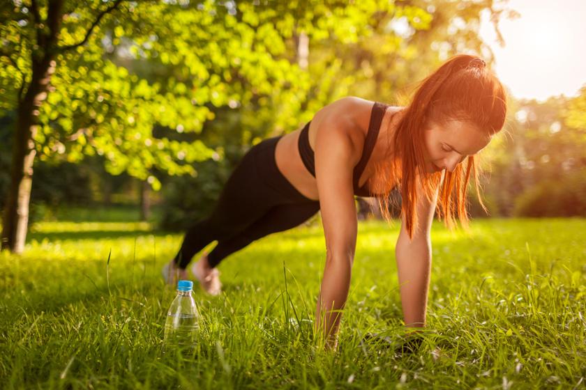 Zsírégetésben veri a futást: napi 20 perccel formás testet csinál ez az egyszerű Tabata-edzés