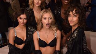 Ami a VS Fashion Show kulisszái mögött megy, legalább olyan érdekes, mint a bugyibemutató