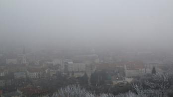 Füstködriadót rendeltek el Miskolcon