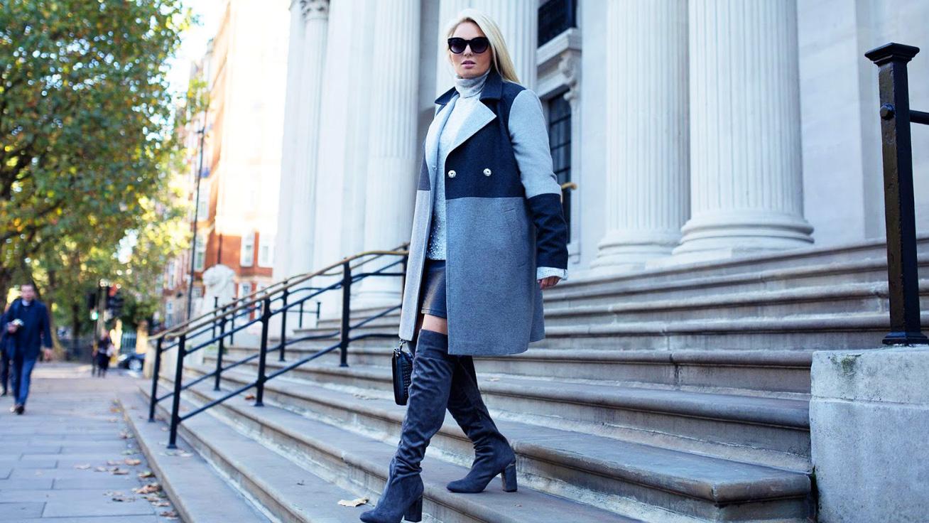 11 extra nőies kabát molett nőknek - Karcsúbbnak mutatnak 6264118267