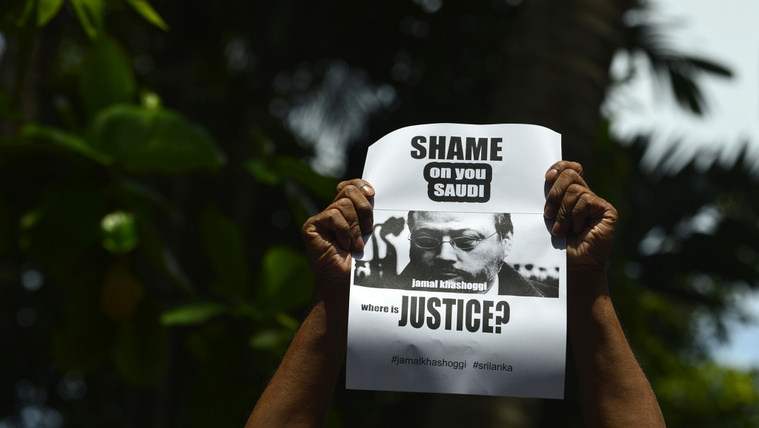 Hasogdzsi-ügy: Szaud-Arábia nem fog beleegyezni a nemzetközi vizsgálatokba