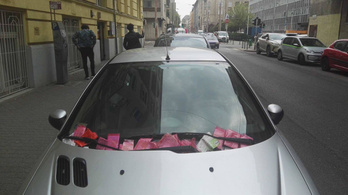 Azt hitte, ma nem kell fizetni a parkolást?