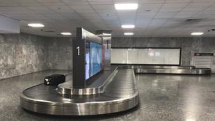 Olaszországban fosztották ki a Budapestről érkezett gép csomagjait