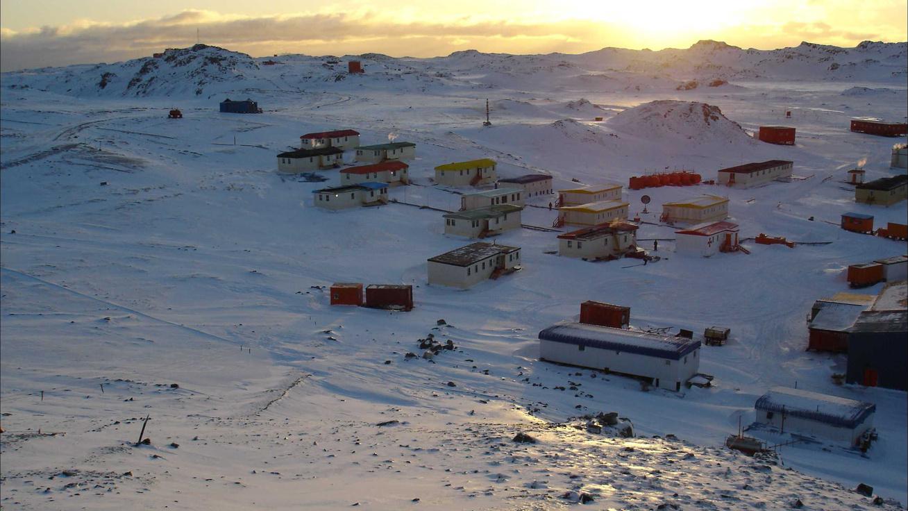 Antarktisz-Villa-Las-Estrellas