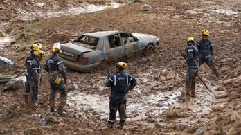 11 halálos áldozata van az újabb jordániai áradásnak