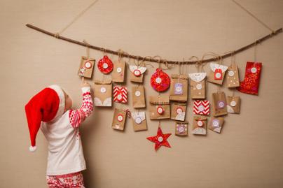 advent naptár sk diy otthon gyerek