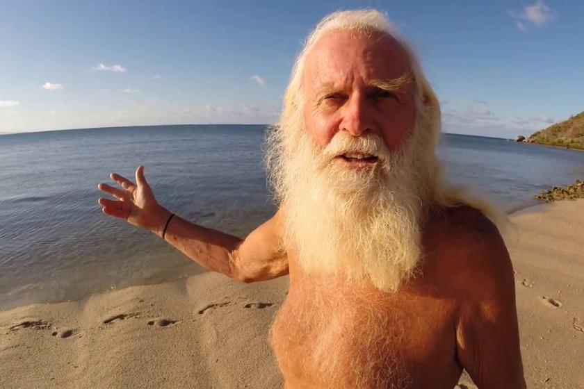 Elhagyta a szerencséje, ezért lakatlan szigetre költözött: már 20 éve ott él a férfi