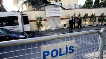 Erdogan a szaúdi ellenzéki újságíró meggyilkolásának hangfelvételeit adta át több országnak