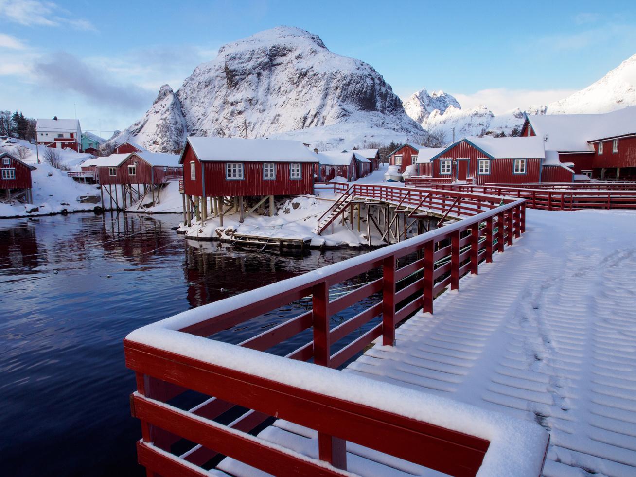Å falu norvegia