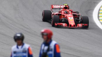 Hamilton füstölt, Vettel megvillant