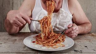 A 40-es férfiak evészavara: a falásroham