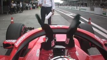 Vettelt pénzbüntetéssel megúszta, nem zárták ki