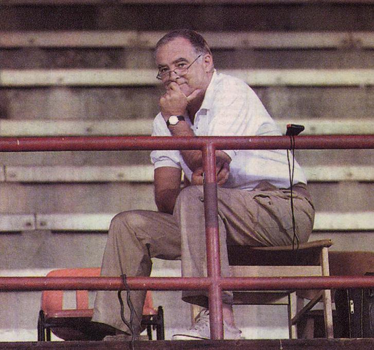 Knézy Jenő. Forrás: Nemzeti Sport 2003. május 10. / Arcanum adatbázis