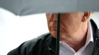 Trump az eső miatt hagyott ki egy első világháborús megemlékezést